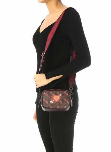 Coach Messenger / Askılı Çanta Renkli